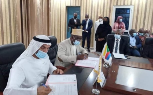 Les Émirats Arabes Unis humilient Azali en Éthiopie