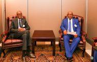 2ème Vice-président de l'Union africaine, un truc bidon