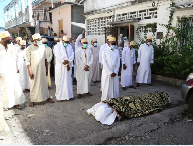 L'assassinat de Djaza plane sur Abdallah Mirghane