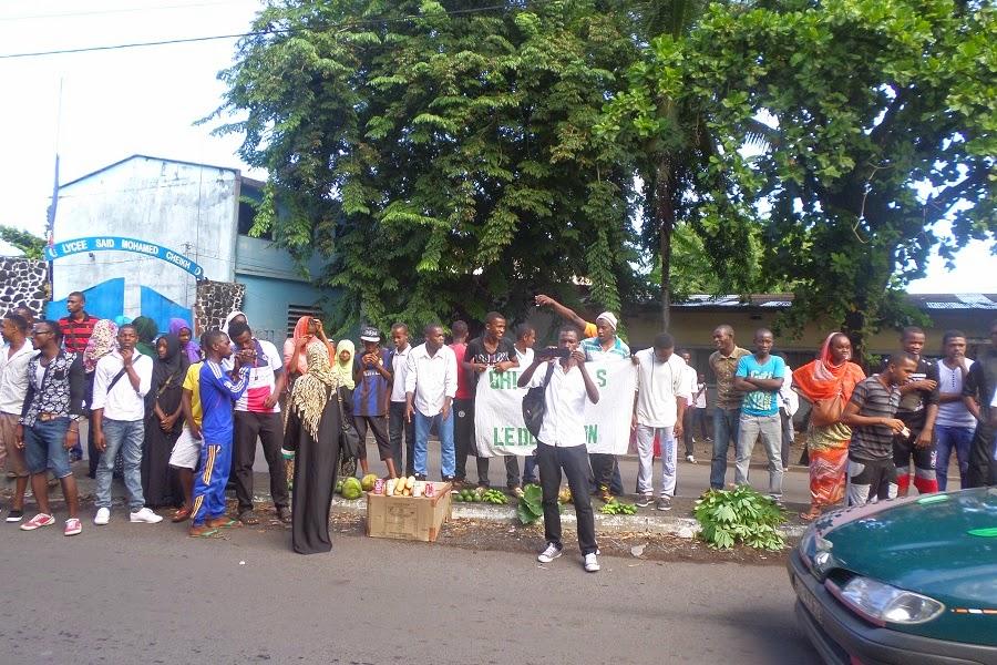 Experts pédagogiques d'Anjouan et Mohéli sont piétinés