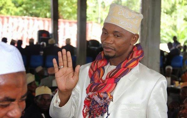 Damed Kamardine, un ex-chaouch d'Hassan Toibibou