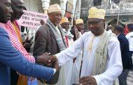 Les notes d'ALI Ibrahim pour Ali Mzimba IBRAHIM