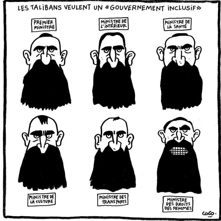 Les «Taliban» forment leur «gouvernement» à Moroni