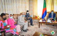 L'Union africaine au secours d'Azali, pas des Comores